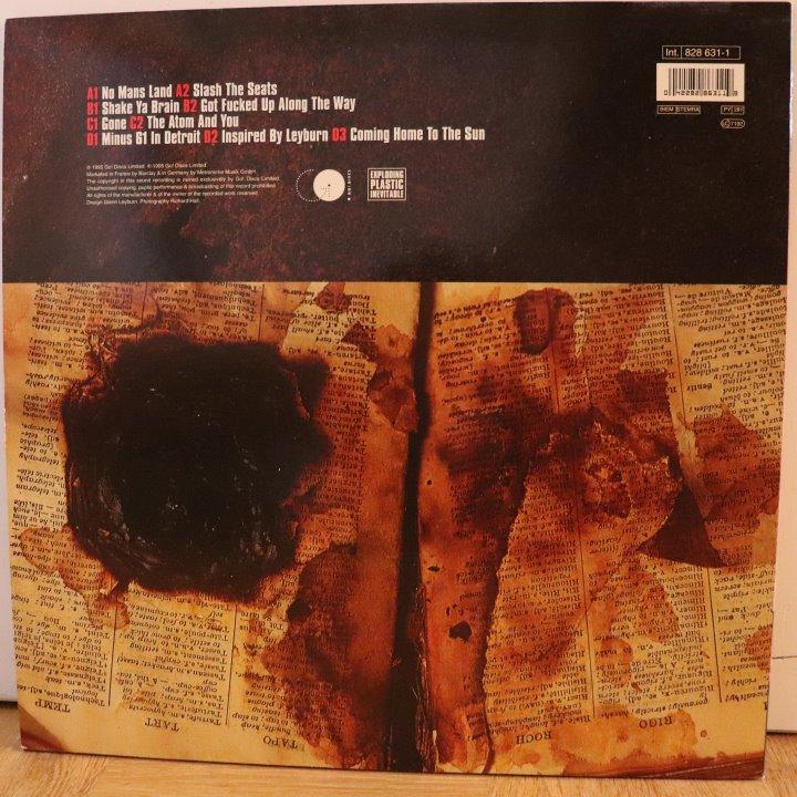 David Holmes auf Vinyl
