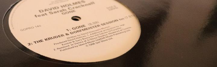 Gone - Kruder & Dorfmeister Remix