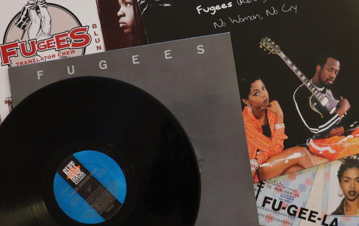 Fugees-Schallplatten
