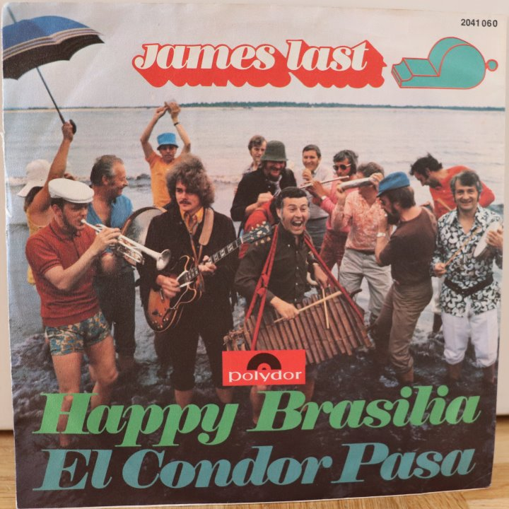 James Last - Happy Brasilia