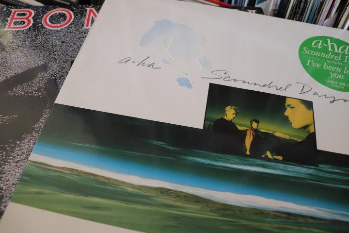 Die erste selbstgekaufte LP