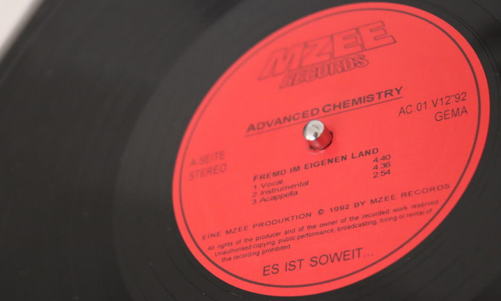 Fremd im eigenen Land Vinyl